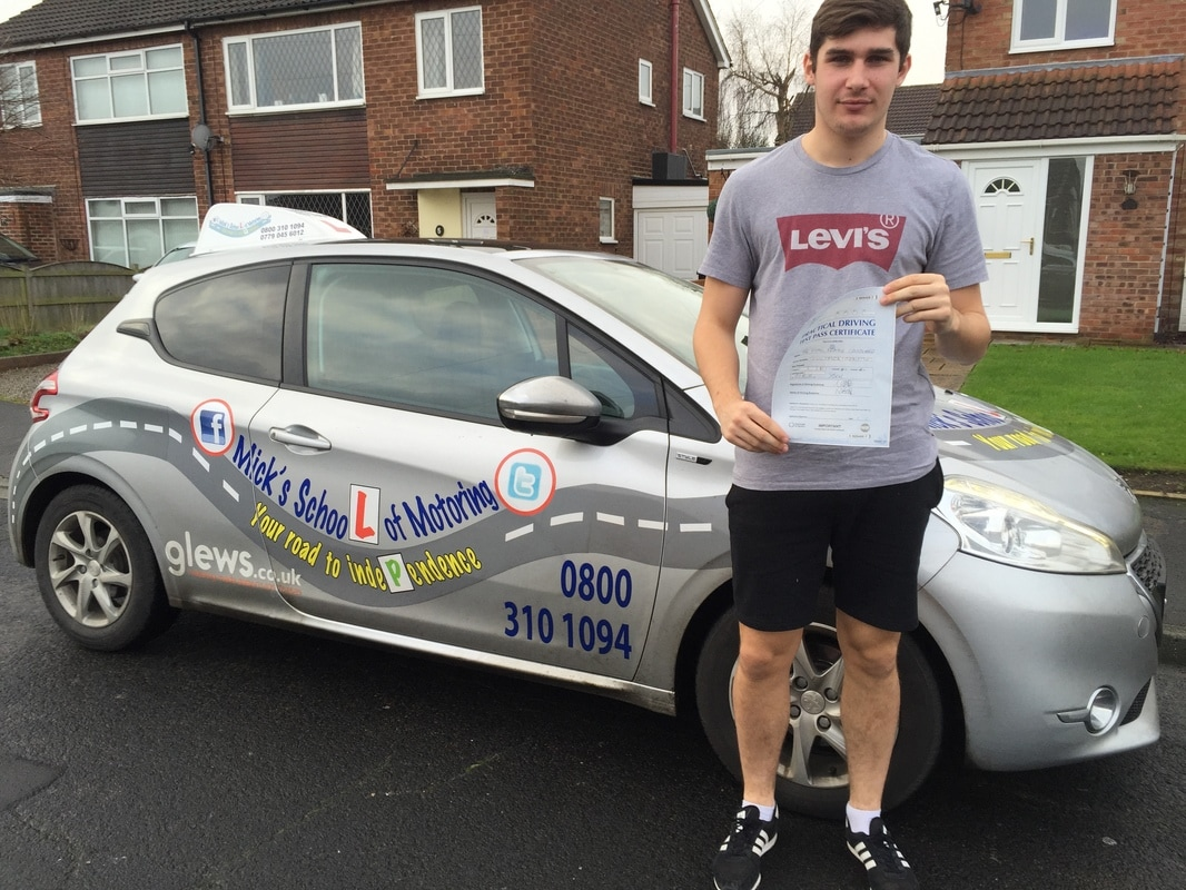Driving instructors in Selby